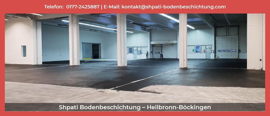 Bodenbeschichtung bei Viernheim - Shpati: Bodenimprägnierung, Werkstattversiegelung, Terrazzoboden